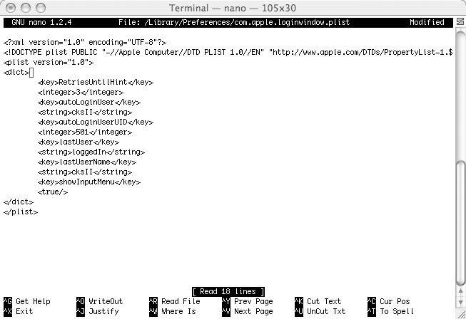 Рис. 5.2. Если ваш экран выглядит примерно так, как показано на данной иллюстрации, вы можете начинать добавлять текст индивидуального сообщения в регистрационное окно