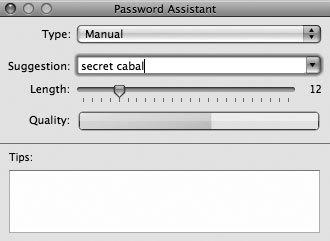 Рис. 6.27. Этот пароль немного лучше