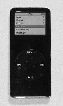 Рис. 7.26. Защищенный iPod