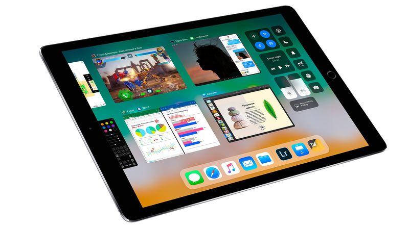 Переключение приложений в iPad