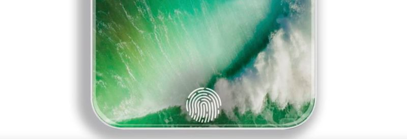 Touch ID iPhone 9