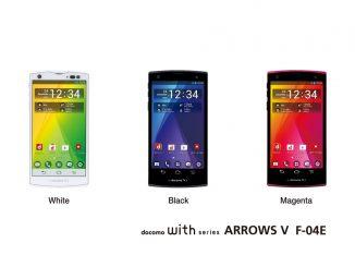 Fujitsu Arrows V