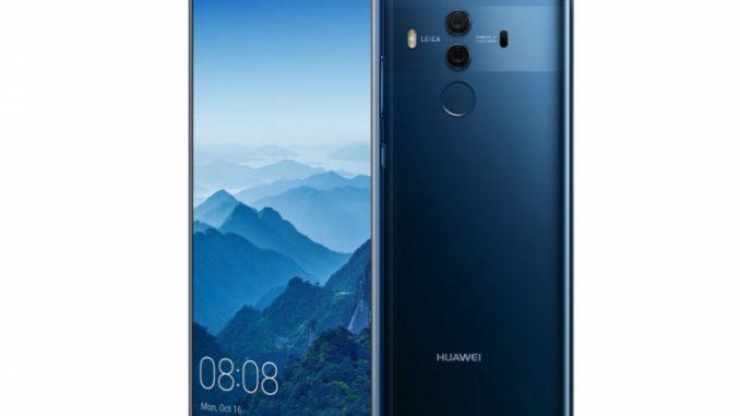 Huawei Mate 10 and Huawei Mate 10 Pro