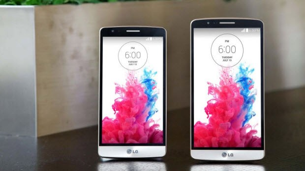 LG G3 Beat-LG G3 S