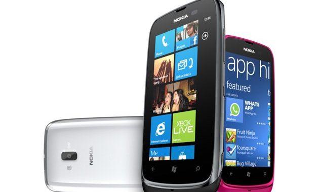 Nokia Lumia 610 NFC
