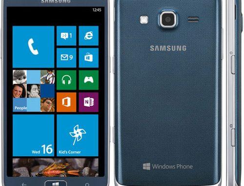 Samsung WP8 Ativ S