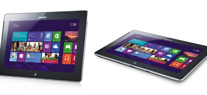 Samsung Windows RT Ativ Tablet