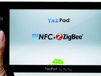 TazTag TazPad