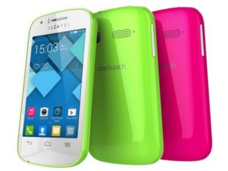 The Alcatel Onetouch Pop Fit