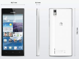 The Huawei Ascend P2