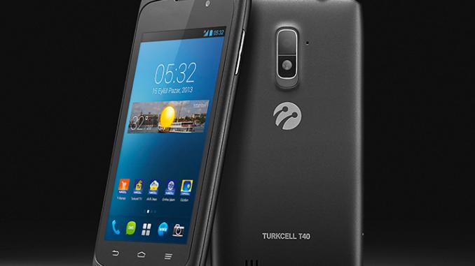 Turkcell T40