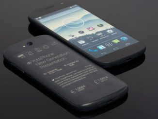 Yota Devices YotaPhone (2014)