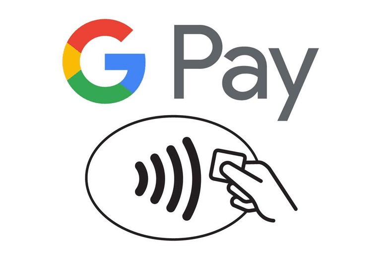 Обозначение системы оплаты с беспроводной передачей данных