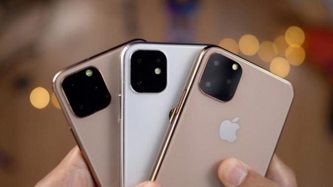 Презентация Apple iPhone 11 – 10 сентября 2019 года