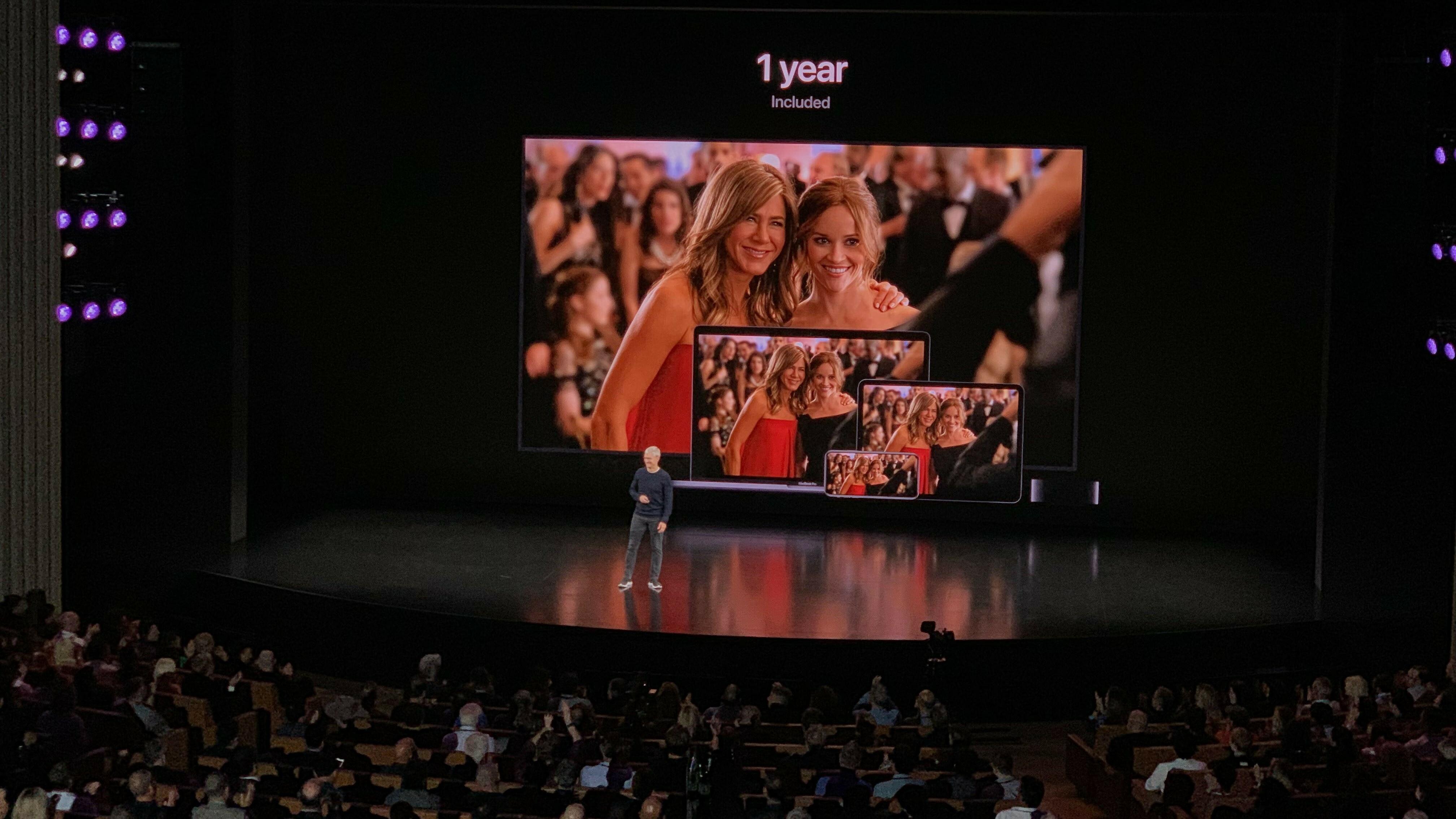 Когда будет в России Apple TV+?