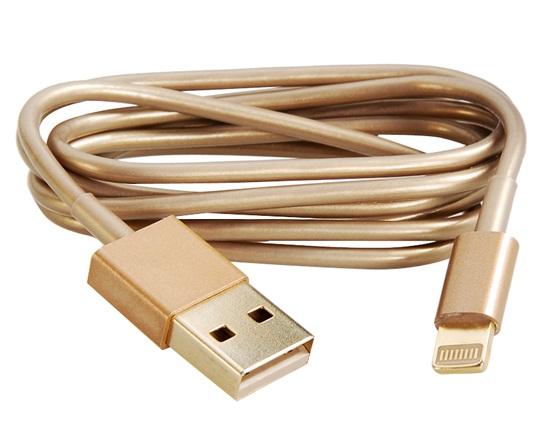 Зарядка и синхронизация устройств займет считанные секунды с подарочным дата-кабелем